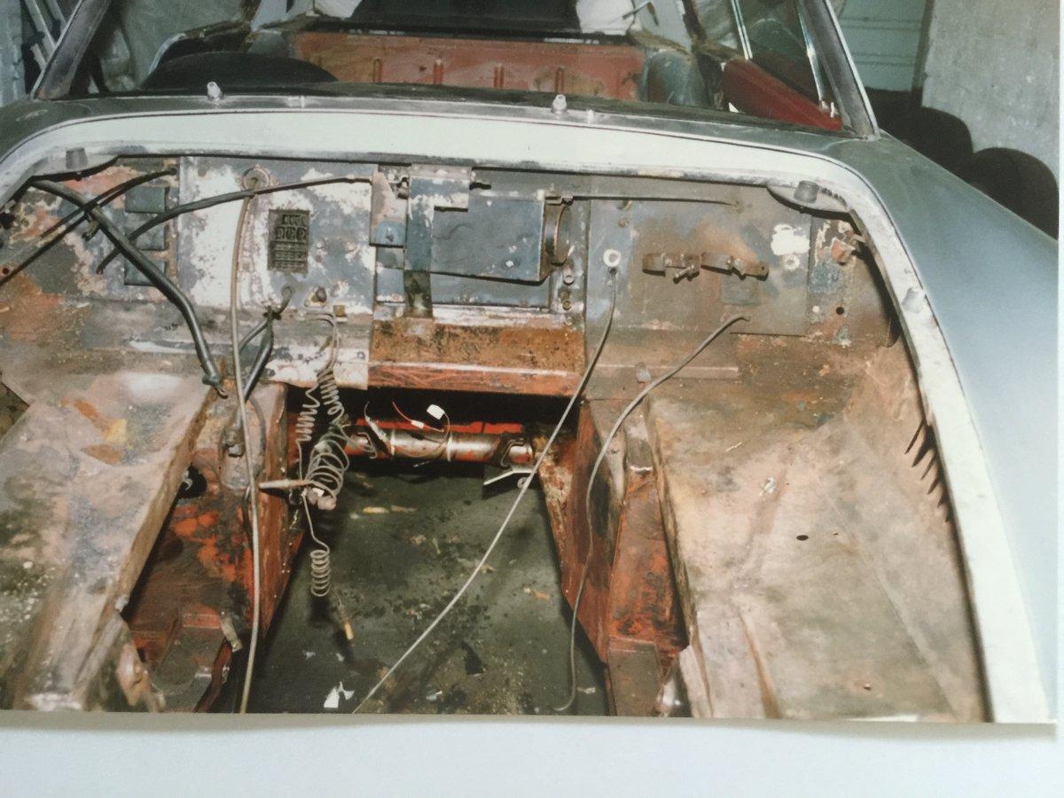 1966 aston martin db6 zero miles For Sale (picture 3 of 6)