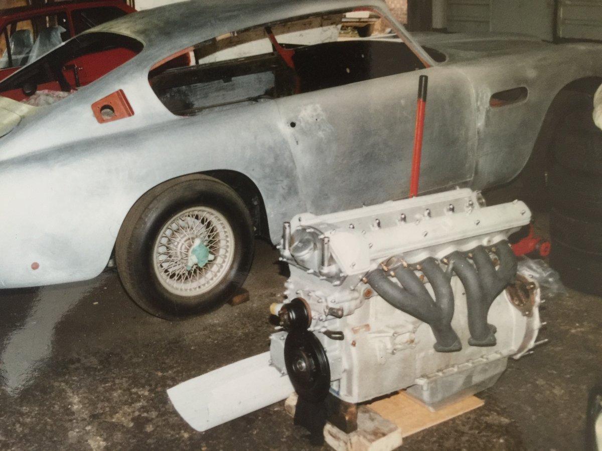 1966 aston martin db6 zero miles For Sale (picture 4 of 6)