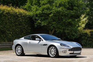 2005 Aston Martin Vanquish S - AM Works 6 Speed Manual  For Sale