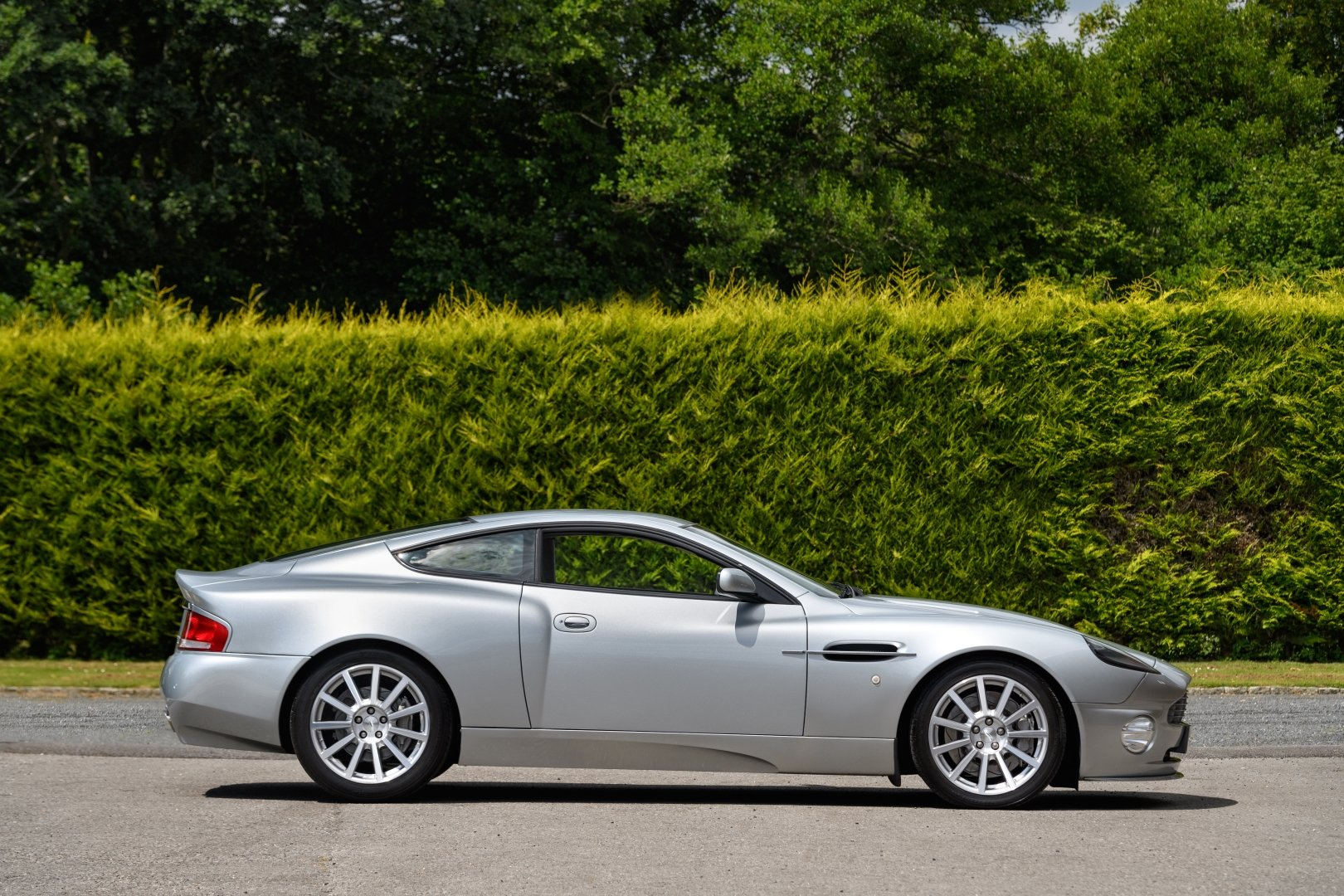 2005 Aston Martin Vanquish S - AM Works 6 Speed Manual  For Sale (picture 6 of 6)