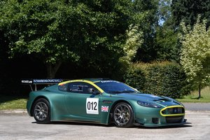 2010 Aston Martin DBRS9- Ex ILMS, Hong Kong Racing, GTC Spec For Sale