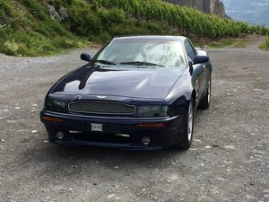 1998 Aston Martin V8 Coupe LHD Mint Condition ! For Sale