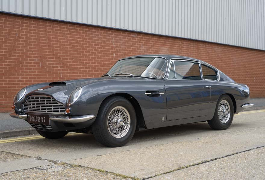 Aston Martin DB6 Vantage (LHD) 1967 For Sale In London  For Sale (picture 1 of 12)