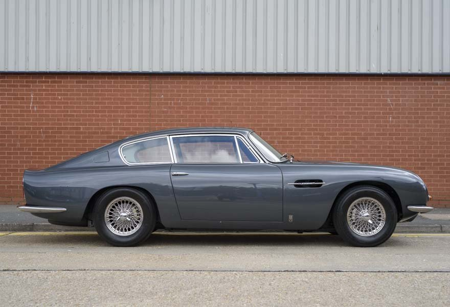 Aston Martin DB6 Vantage (LHD) 1967 For Sale In London  For Sale (picture 3 of 12)