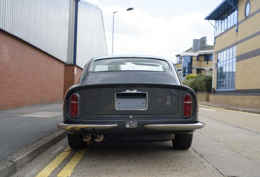 Aston Martin DB6 Vantage (LHD) 1967 For Sale In London  For Sale (picture 5 of 12)