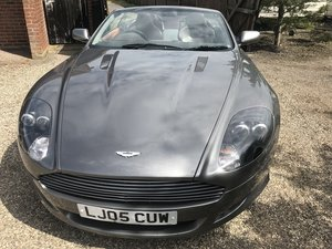 Picture of 2005 DB9 Volante - Barons Tuesday 16th July 2019 SOLD by Auction