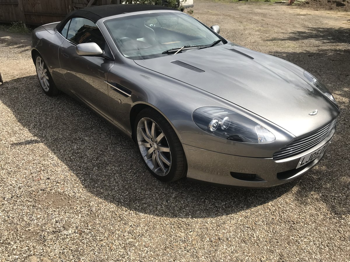 2005 BEEN IN STORAGE IN LONDON TO BE SOLD BY ORDER BARONS CLASSIC SOLD (picture 1 of 6)