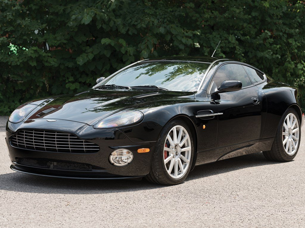 2006 Aston Martin Vanquish S  For Sale by Auction (picture 1 of 6)