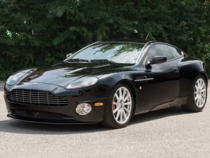 2006 Aston Martin Vanquish S  For Sale by Auction