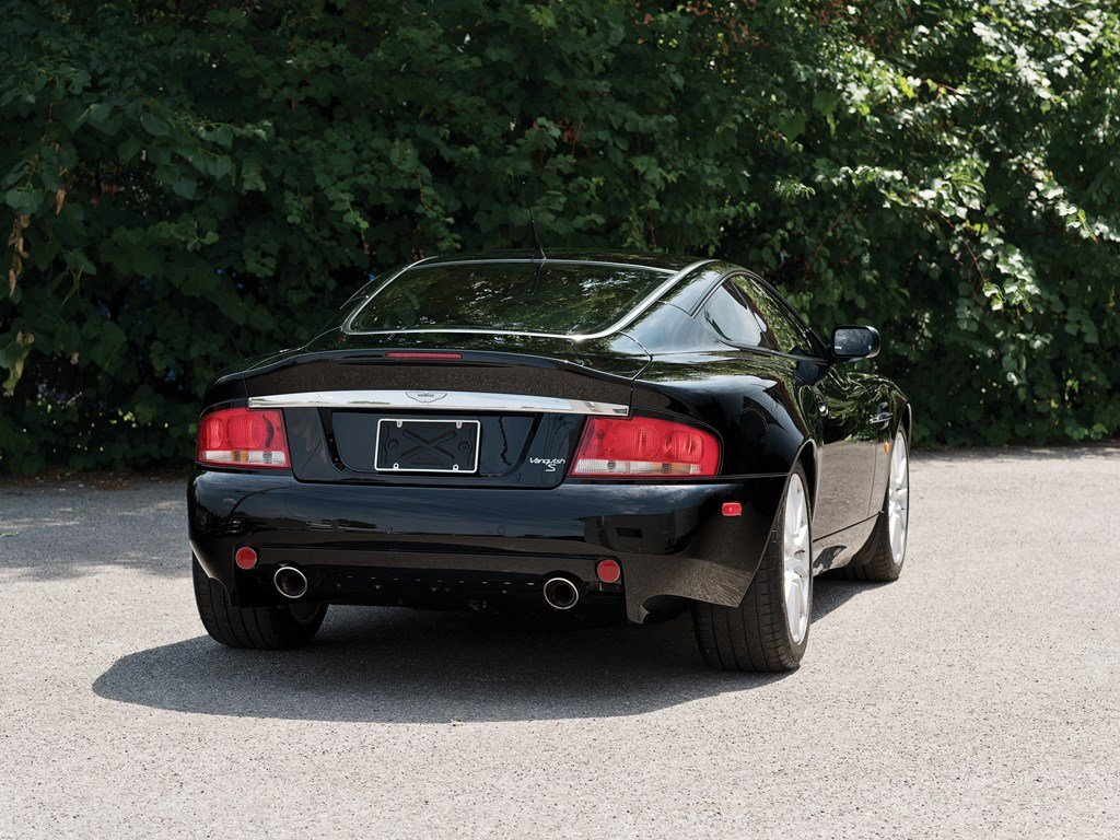 2006 Aston Martin Vanquish S  For Sale by Auction (picture 6 of 6)