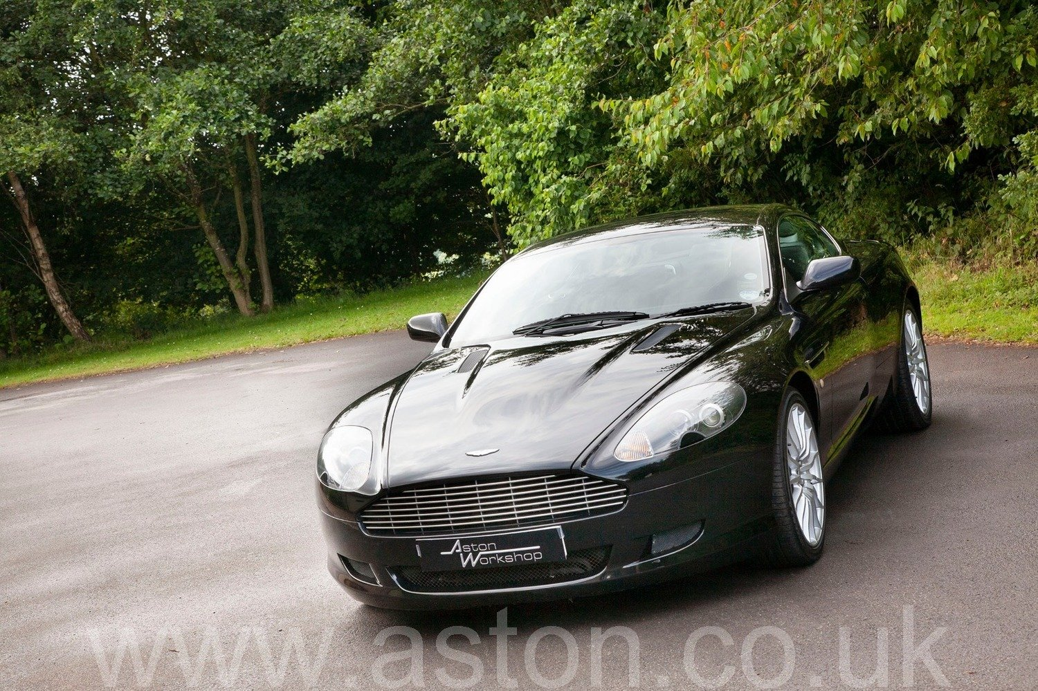 2005 Semi-Automatic DB9 Coupe For Sale (picture 1 of 6)