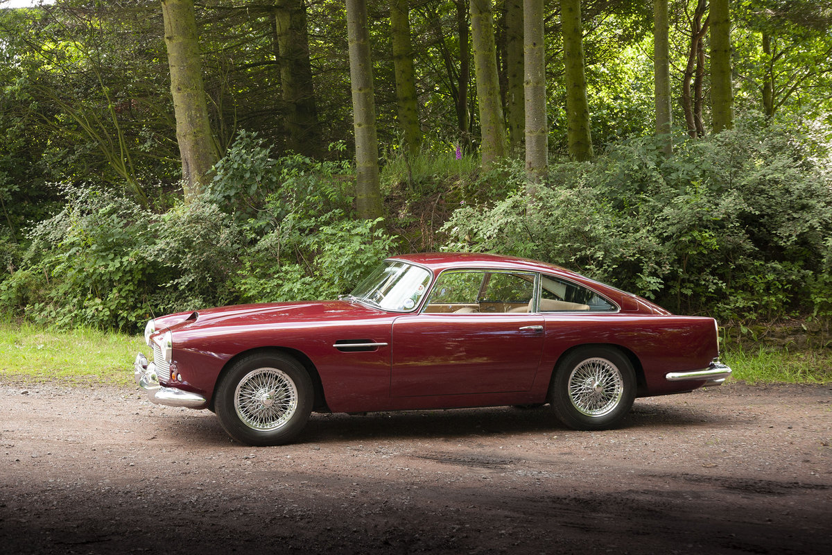 1960 DB4 Series II Saloon For Sale (picture 6 of 6)