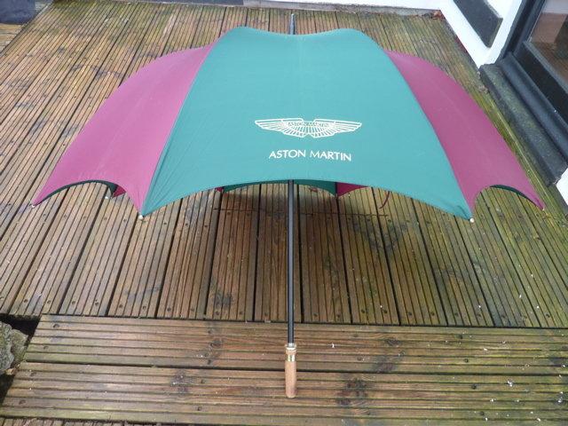 Aston Martin Umbrella Sold Car And Classic
