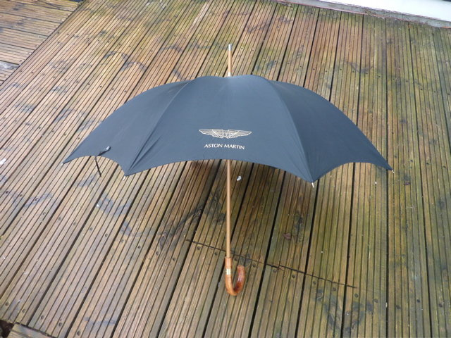 Aston Martin City Umbrella Sold Car And Classic