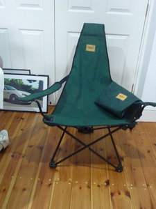 Aston Martin Folding Chair, Holdall, Caps