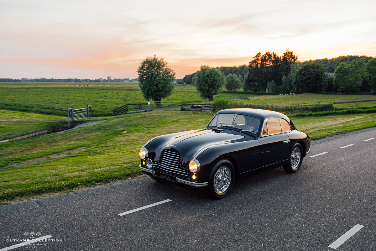 1952 ASTON MARTIN DB2, Mille Miglia Eligible For Sale (picture 1 of 6)