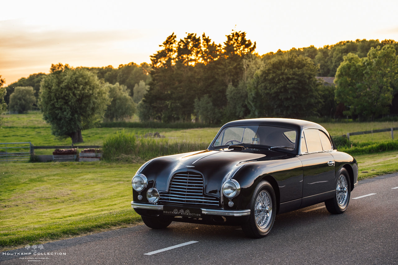 1952 ASTON MARTIN DB2, Mille Miglia Eligible For Sale (picture 2 of 6)