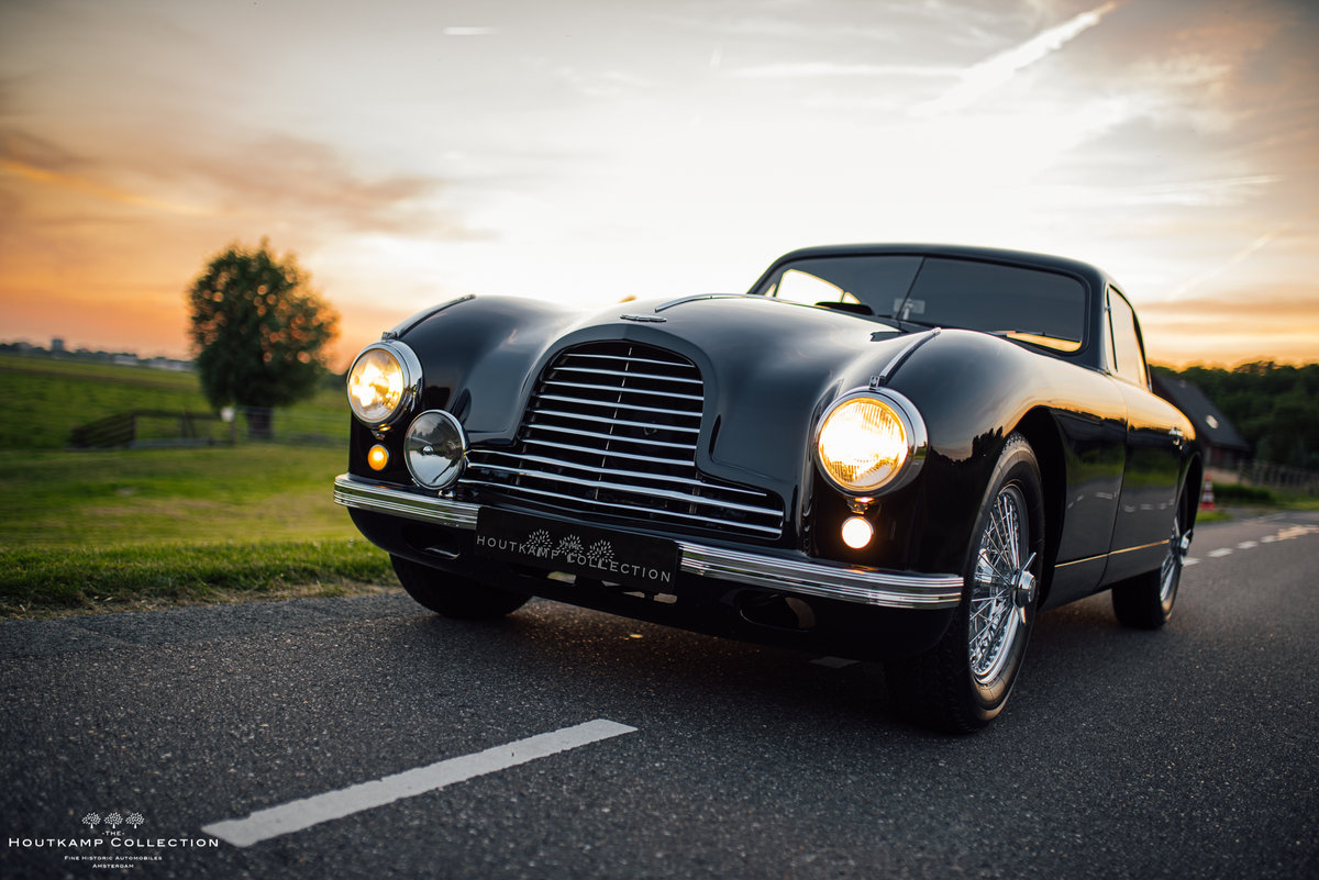 1952 ASTON MARTIN DB2, Mille Miglia Eligible For Sale (picture 3 of 6)
