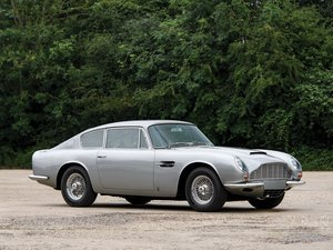 1969 Aston Martin DB6 Mk 2 Vantage  For Sale by Auction