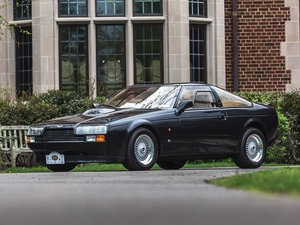 1987 Aston Martin V8 Vantage Zagato For Sale by Auction