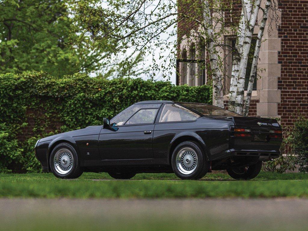 1987 Aston Martin V8 Vantage Zagato For Sale by Auction (picture 2 of 6)