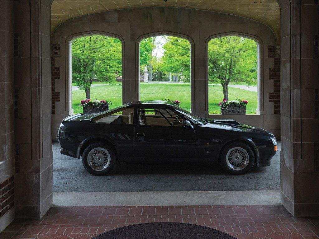 1987 Aston Martin V8 Vantage Zagato For Sale by Auction (picture 5 of 6)