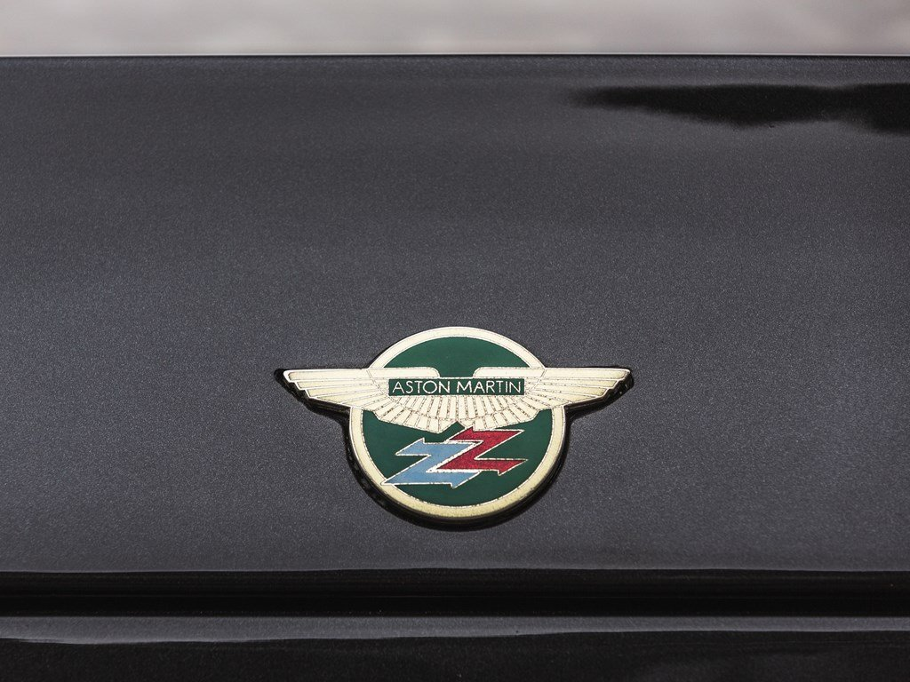 1987 Aston Martin V8 Vantage Zagato For Sale by Auction (picture 6 of 6)