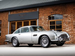 "1965 Aston Martin DB5 ""Bond Car""  For Sale by Auction"
