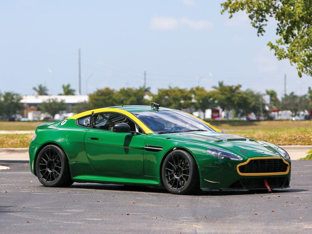2010 Aston Martin V8 Vantage GT4  For Sale by Auction (picture 1 of 6)