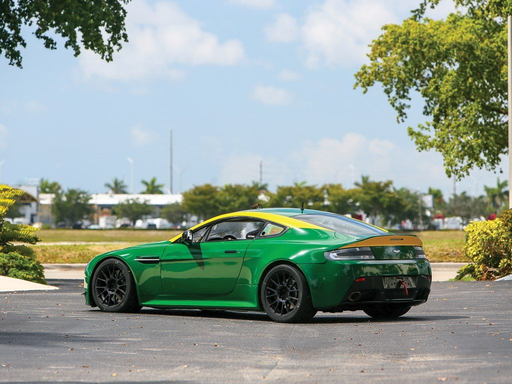 2010 Aston Martin V8 Vantage GT4  For Sale by Auction (picture 2 of 6)