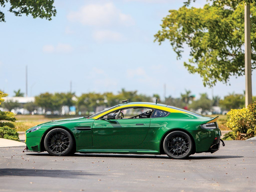 2010 Aston Martin V8 Vantage GT4  For Sale by Auction (picture 5 of 6)