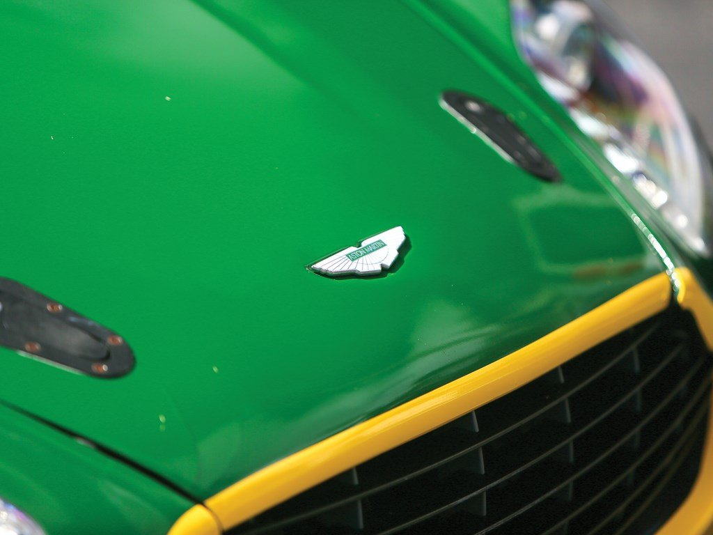2010 Aston Martin V8 Vantage GT4  For Sale by Auction (picture 6 of 6)