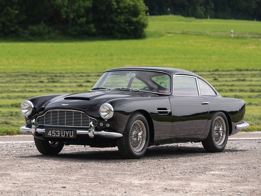 1962 Aston Martin DB4 GT Engine Series IV  For Sale by Auction (picture 1 of 6)