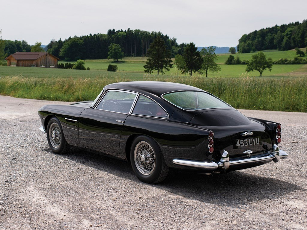 1962 Aston Martin DB4 GT Engine Series IV  For Sale by Auction (picture 2 of 6)