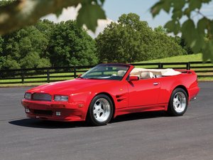 1993 Aston Martin Virage Volante Wide Body  For Sale by Auction