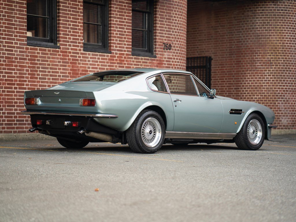 1989 Aston Martin Vantage  For Sale by Auction (picture 2 of 6)
