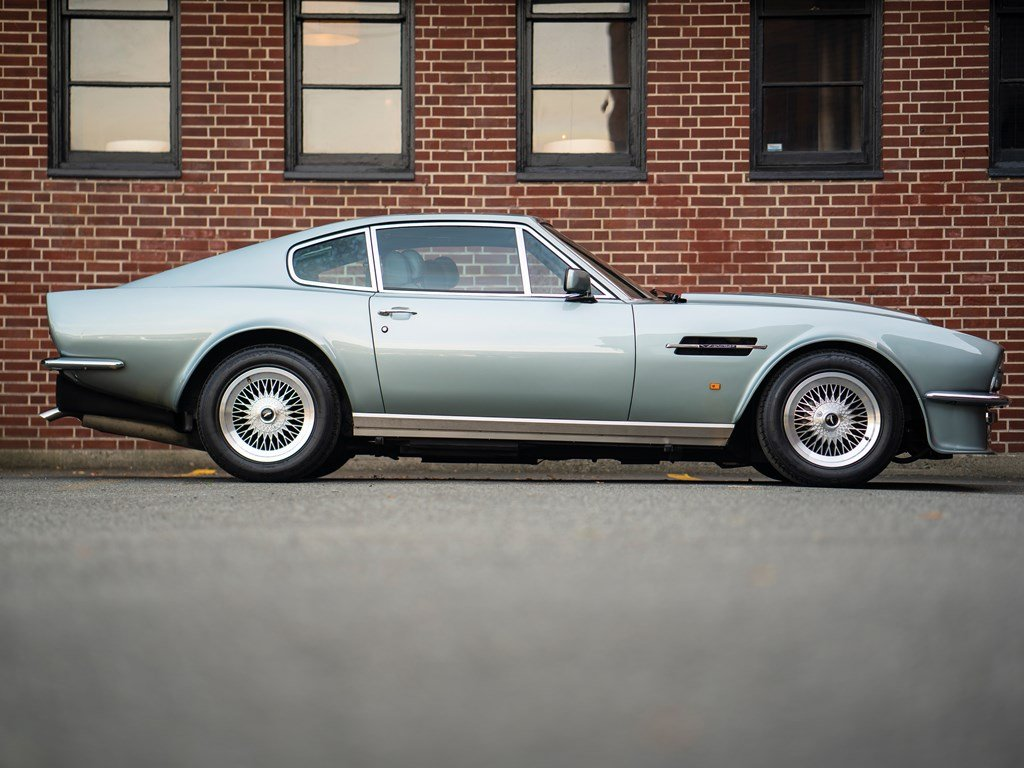 1989 Aston Martin Vantage  For Sale by Auction (picture 5 of 6)