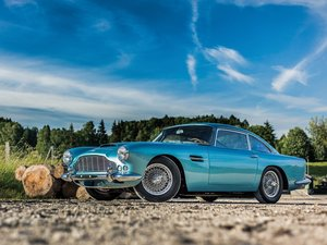 1962 Aston Martin DB4 SS Engine Series IV  For Sale by Auction