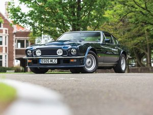 1987 Aston Martin V8 Vantage X-Pack  For Sale by Auction