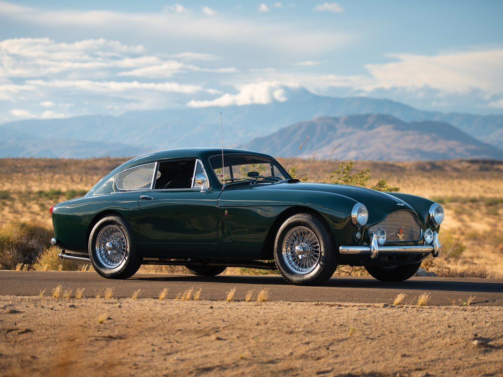 1957 Aston Martin DB24 Mk III  For Sale by Auction (picture 1 of 6)