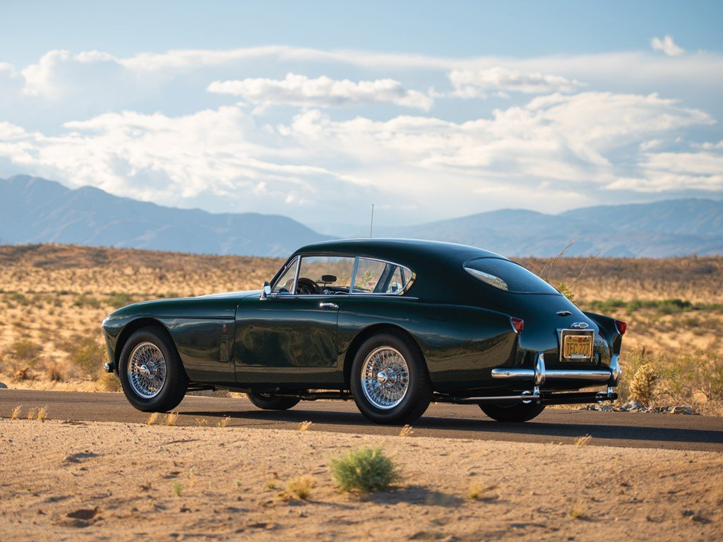 1957 Aston Martin DB24 Mk III  For Sale by Auction (picture 2 of 6)