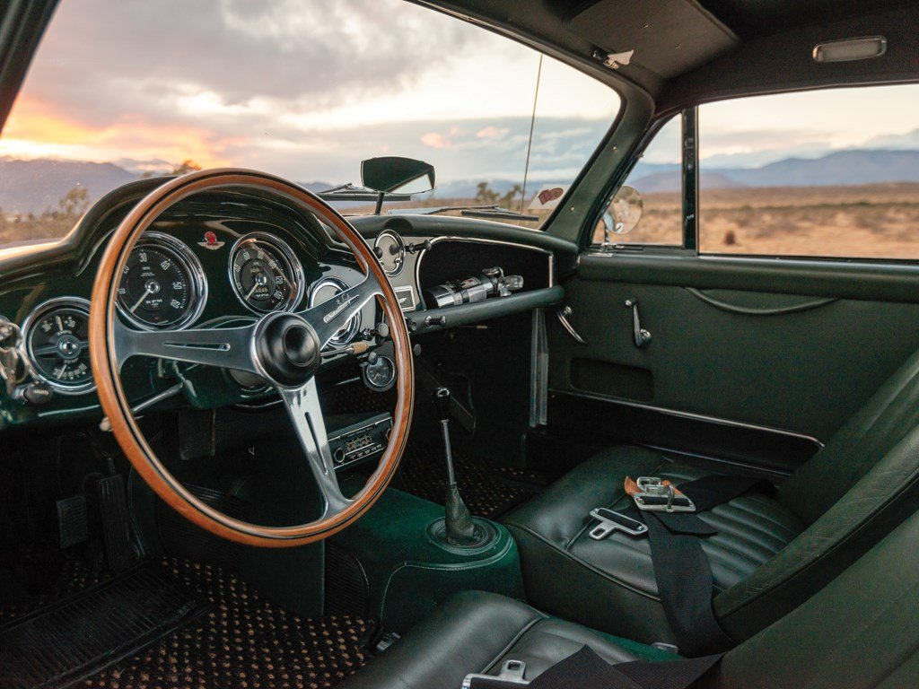 1957 Aston Martin DB24 Mk III  For Sale by Auction (picture 4 of 6)