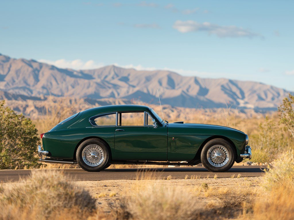 1957 Aston Martin DB24 Mk III  For Sale by Auction (picture 5 of 6)