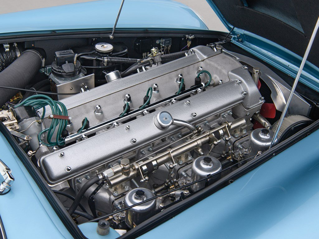 1963 Aston Martin DB5 Convertible  For Sale by Auction (picture 3 of 6)