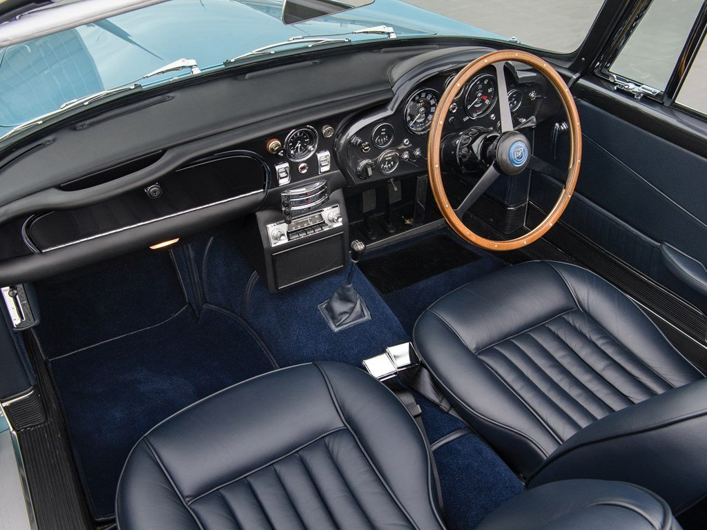 1963 Aston Martin DB5 Convertible  For Sale by Auction (picture 4 of 6)