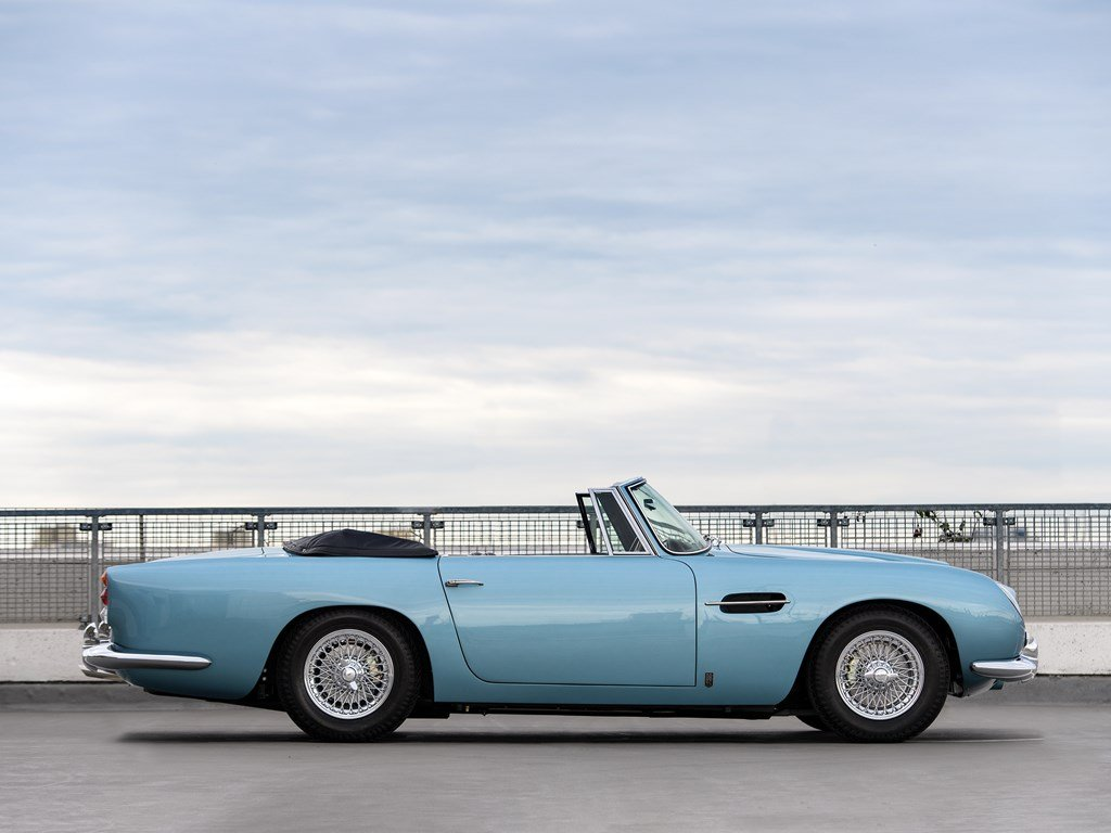 1963 Aston Martin DB5 Convertible  For Sale by Auction (picture 5 of 6)
