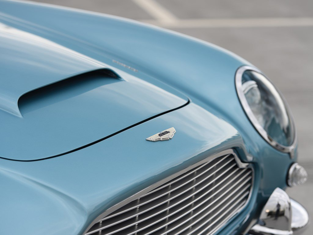 1963 Aston Martin DB5 Convertible  For Sale by Auction (picture 6 of 6)
