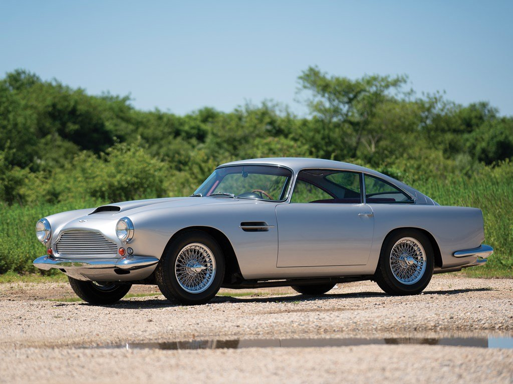 1960 Aston Martin DB4 Series I  For Sale by Auction (picture 1 of 6)
