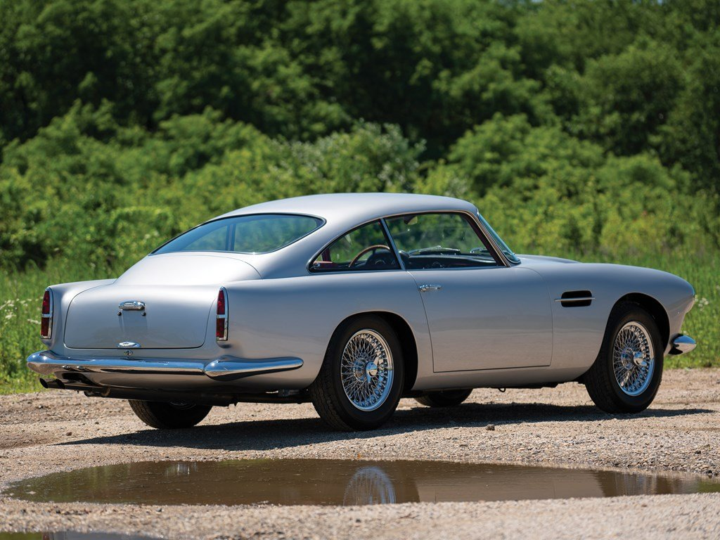 1960 Aston Martin DB4 Series I  For Sale by Auction (picture 2 of 6)