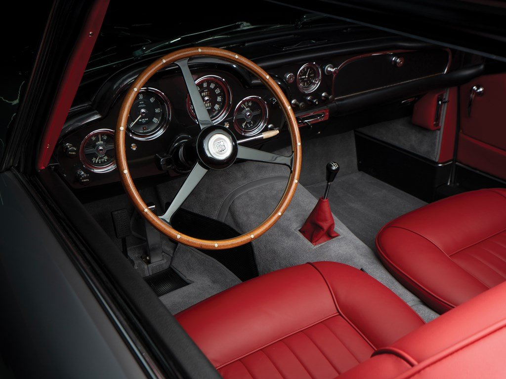 1960 Aston Martin DB4 Series I  For Sale by Auction (picture 4 of 6)